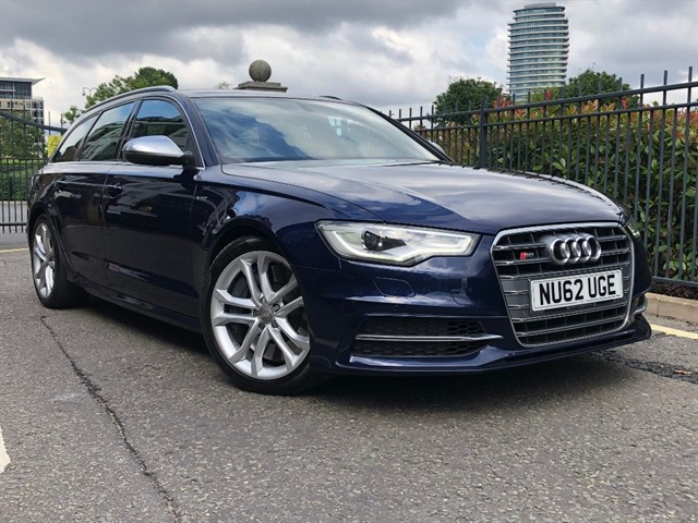 used Audi S6 AVANT TFSI QUATTRO in battersea-south-london