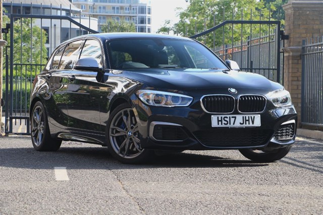 used BMW 1 Series M 140I in battersea-south-london