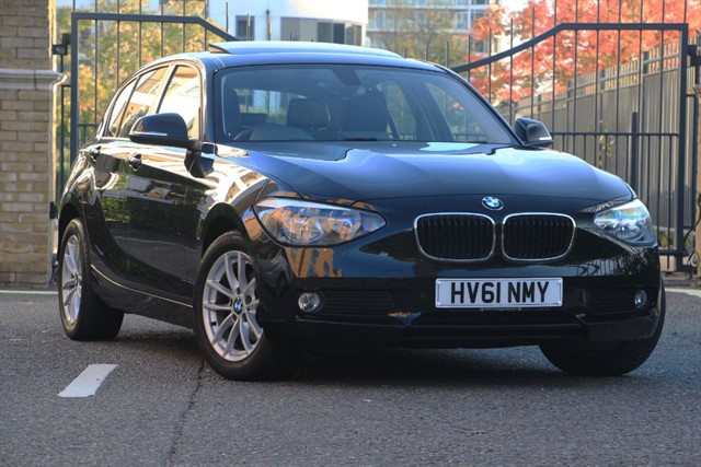 used BMW 116i SE in battersea-south-london