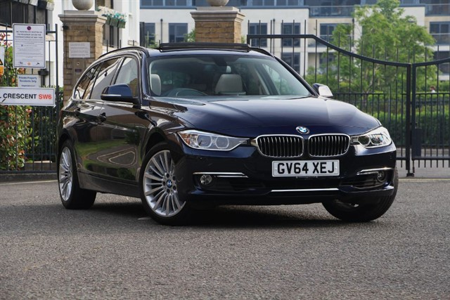 used BMW 330d XDRIVE LUXURY TOURING in battersea-south-london