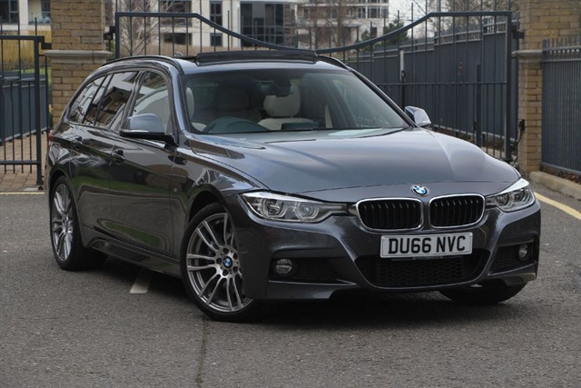 used BMW 340i M SPORT TOURING in battersea-south-london