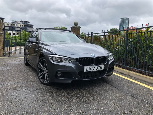 used BMW 320i XDRIVE M SPORT TOURING in battersea-south-london
