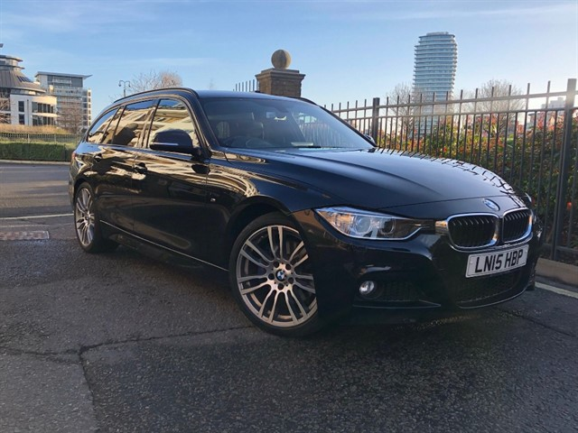used BMW 320i M SPORT TOURING in battersea-south-london