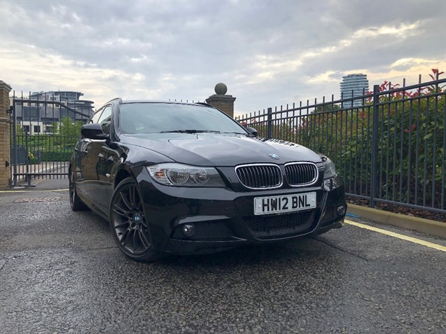 used BMW 320i SPORT PLUS EDITION TOURING in battersea-south-london