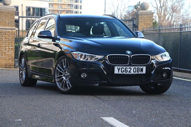 used BMW 330d M SPORT TOURING in battersea-south-london