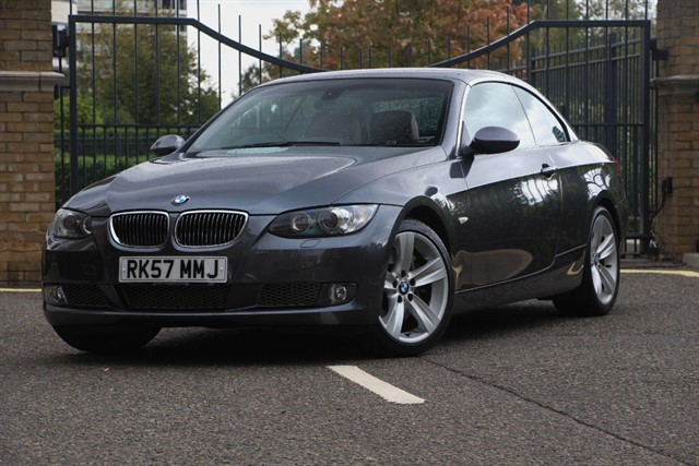 used BMW 335i SE in battersea-south-london