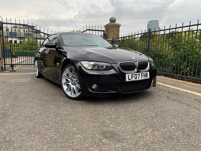 used BMW 335i M SPORT in battersea-south-london