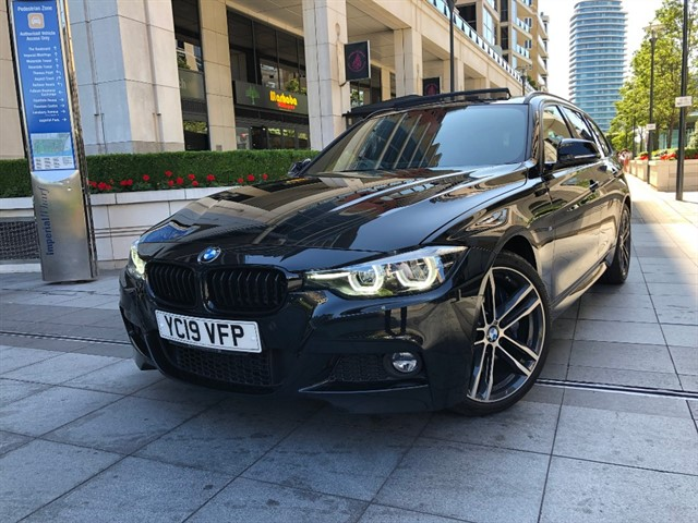 used BMW 340i M SPORT SHADOW EDITION TOURING in battersea-south-london