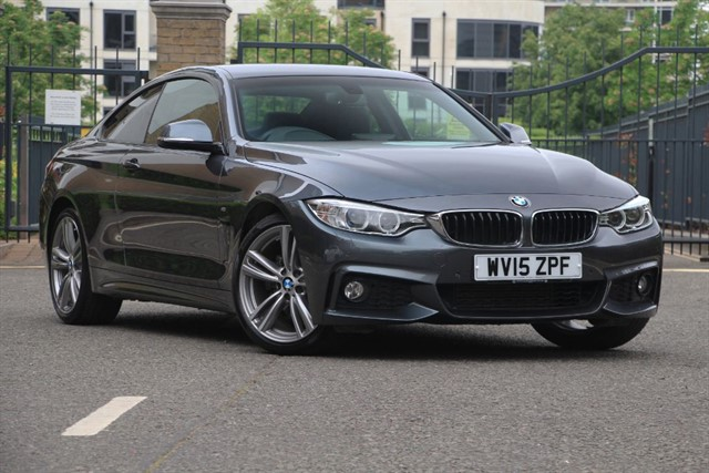 used BMW 428i M SPORT in battersea-south-london