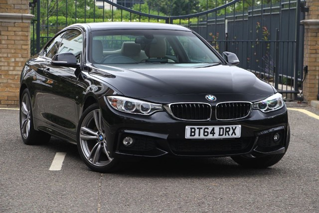 used BMW 430d XDRIVE M SPORT in battersea-south-london