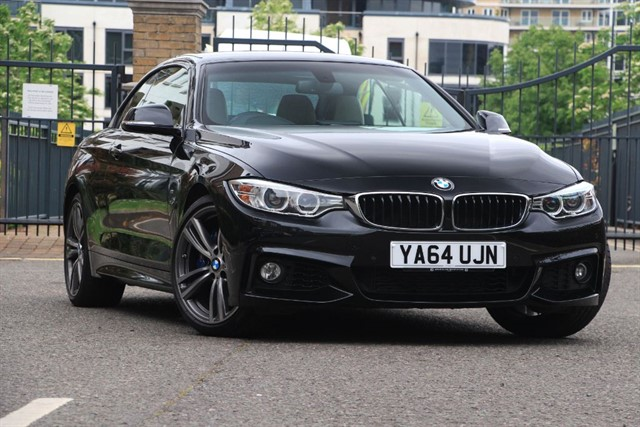 used BMW 435i M SPORT in battersea-south-london