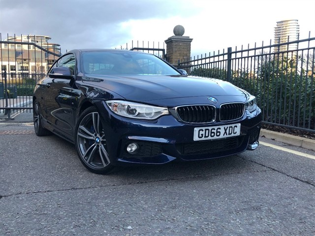 used BMW 440i M SPORT in battersea-south-london