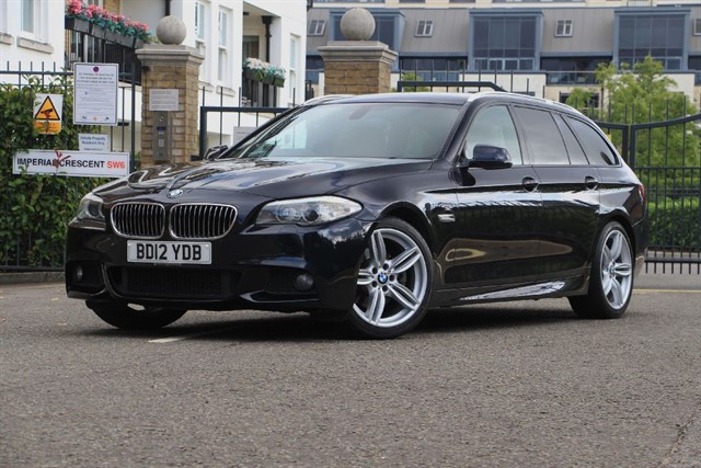 used BMW 520d M SPORT TOURING in battersea-south-london