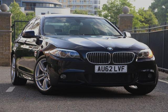 used BMW 520d M SPORT in battersea-south-london