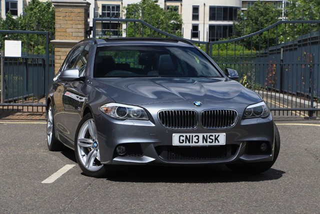 used BMW 530i M SPORT TOURING in battersea-south-london