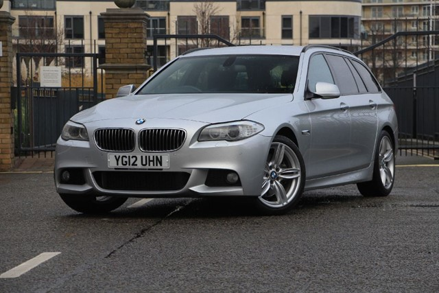 used BMW 535i M SPORT TOURING in battersea-south-london