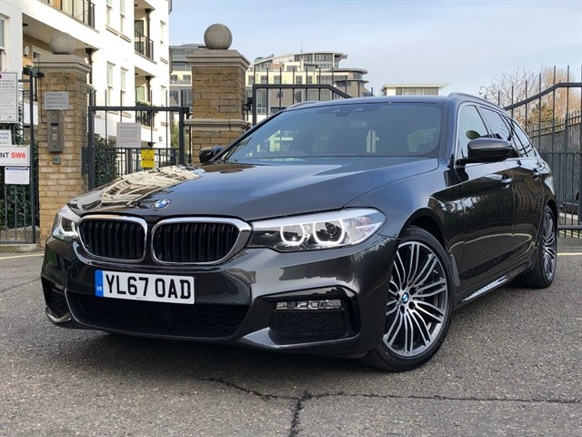 used BMW 520i M SPORT TOURING in battersea-south-london