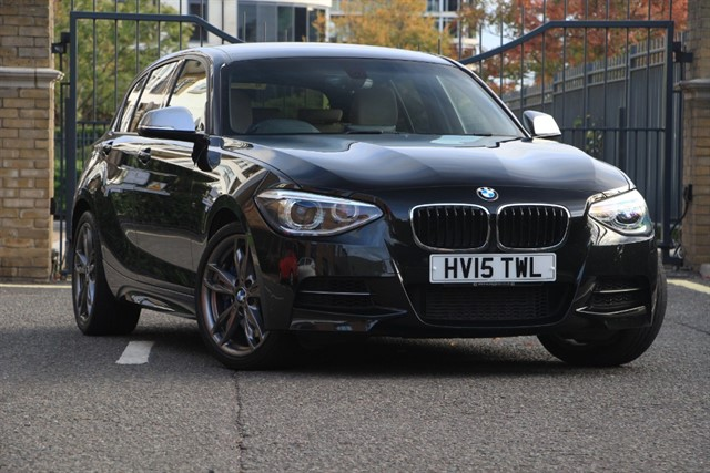used BMW M135i Sport Auto Transmission in battersea-south-london