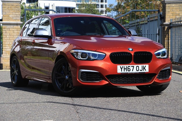 used BMW M140i SHADOW EDITION in battersea-south-london