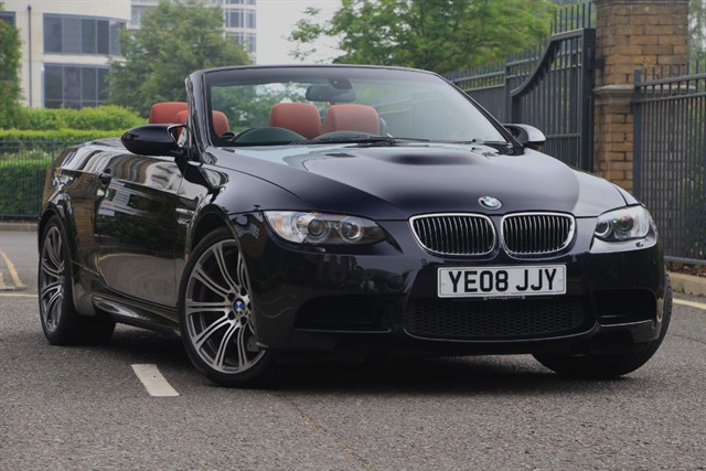 used BMW M3  in battersea-south-london