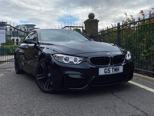 used BMW M4  in battersea-south-london