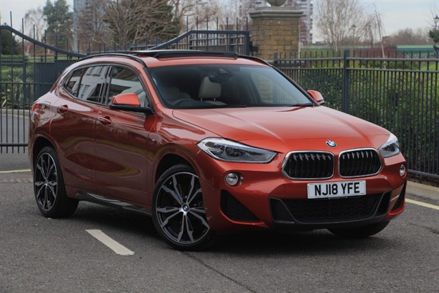used BMW  X2 SDRIVE20I M SPORT in battersea-south-london