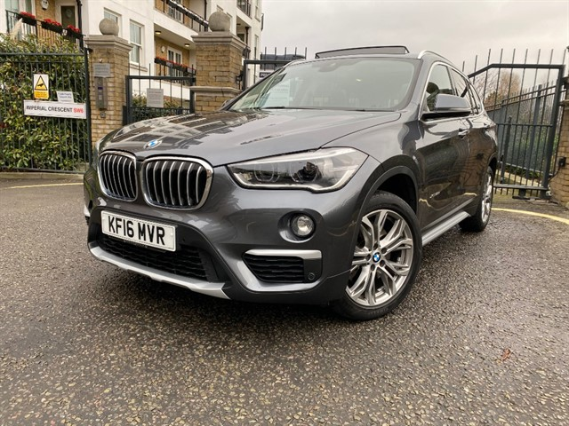 used BMW X1 XDRIVE20I XLINE in battersea-south-london