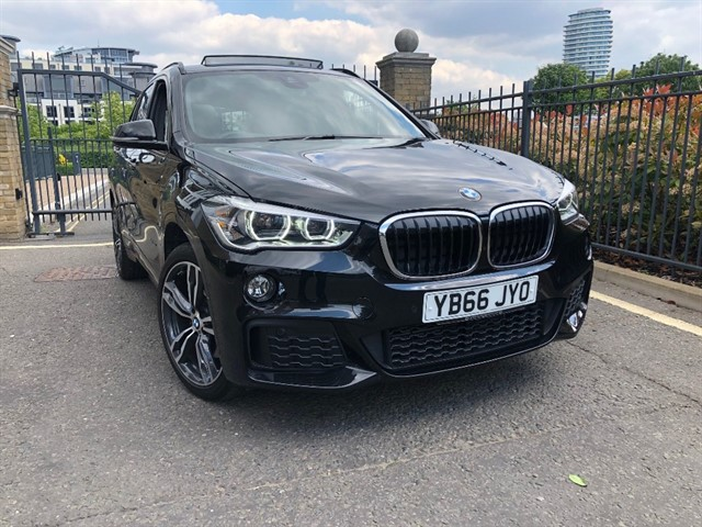 used BMW X1 XDRIVE20I M SPORT in battersea-south-london