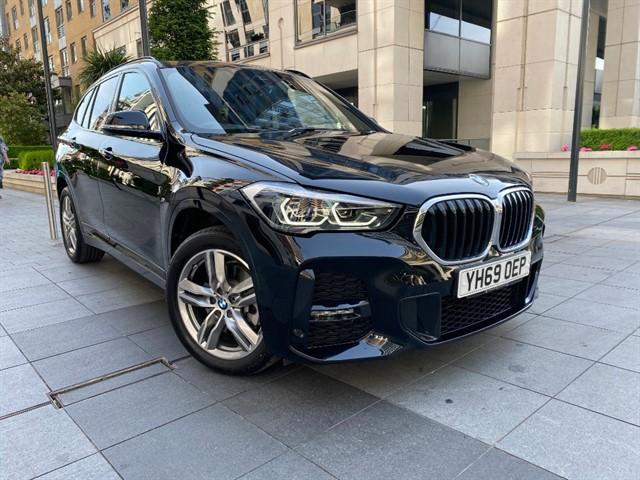 used BMW X1 XDRIVE20I M SPORT in battersea-south-london