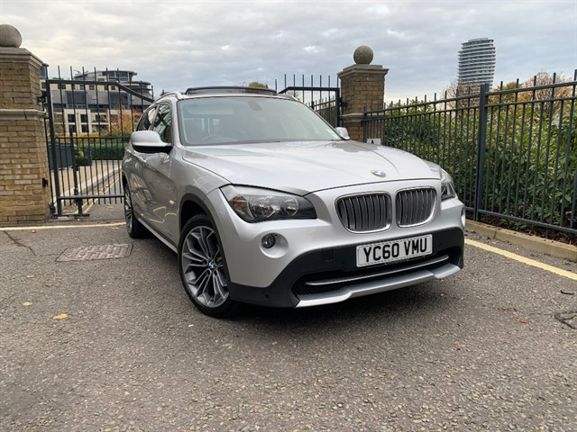 used BMW X1 XDRIVE23D SE in battersea-south-london