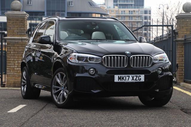 used BMW X5 XDRIVE40E M SPORT in battersea-south-london
