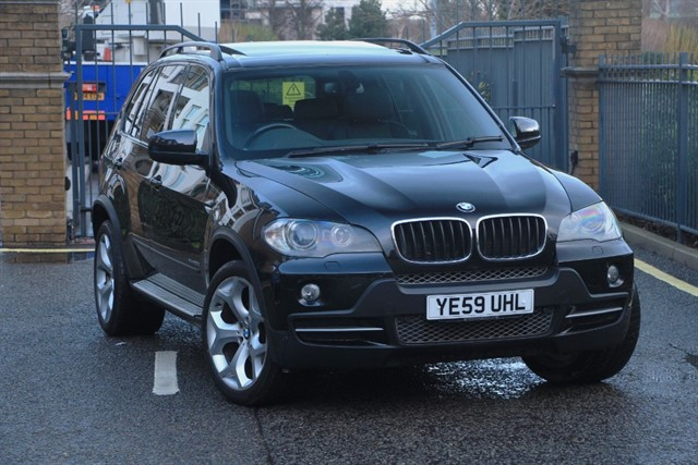 used BMW X5 XDRIVE30D SE in battersea-south-london