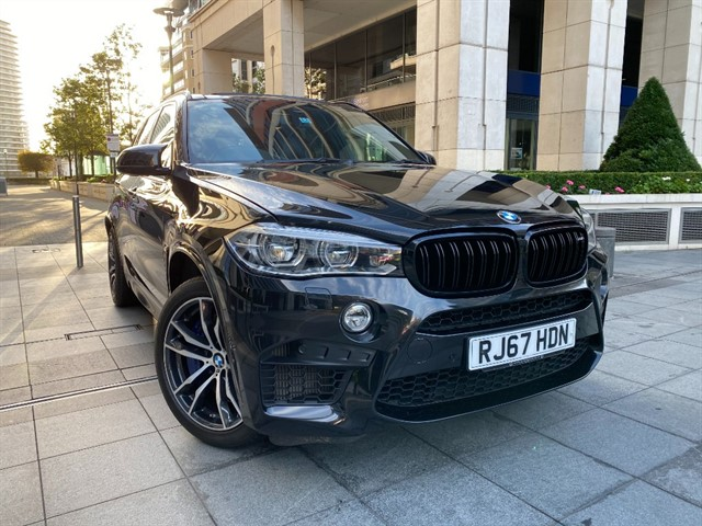 used BMW X5 M in battersea-south-london