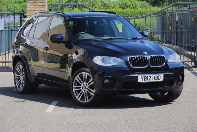 used BMW X5 XDRIVE30D M SPORT in battersea-south-london