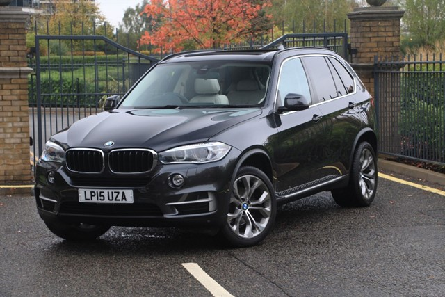 used BMW X5 XDRIVE30D SE in battersea-south-london
