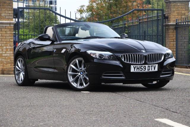 used BMW Z4 SDRIVE35I ROADSTER in battersea-south-london