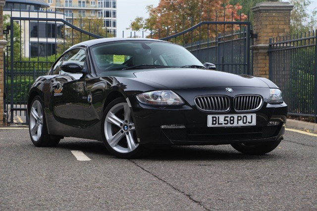 used BMW Z4 SI COUPE in battersea-south-london