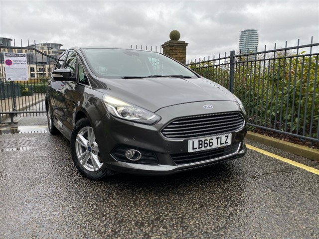 used Ford S-Max TITANIUM TDCI in battersea-south-london