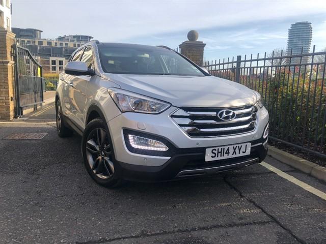 used Hyundai Santa Fe CRDI PREMIUM SE in battersea-south-london