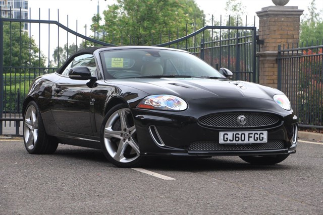 used Jaguar XK XKR in battersea-south-london