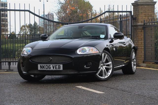 used Jaguar XK COUPE in battersea-south-london