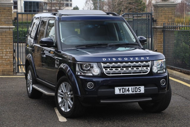 used Land Rover Discovery SDV6 HSE in battersea-south-london