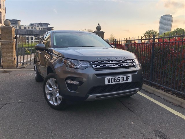 used Land Rover Discovery Sport TD4 HSE in battersea-south-london