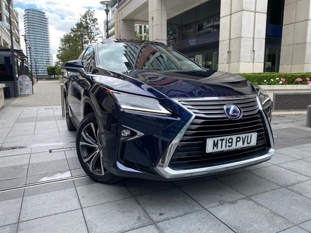 used Lexus RX 450H PREMIUM in battersea-south-london