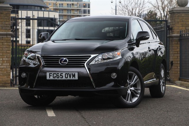 used Lexus RX 450h ADVANCE PAN ROOF in battersea-south-london