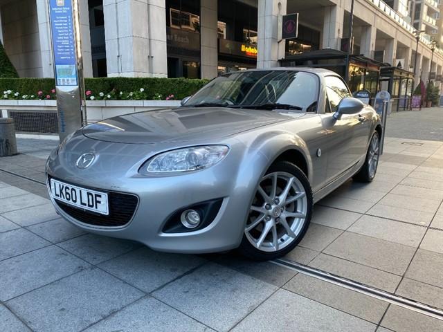 used Mazda MX-5 I ROADSTER SPORT TECH in battersea-south-london