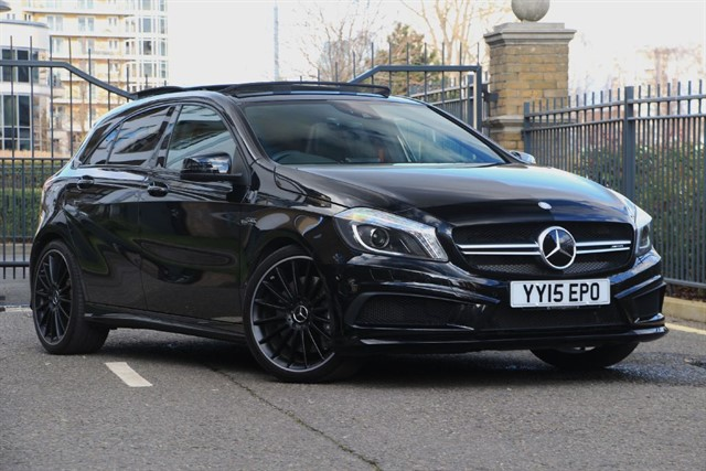 used Mercedes A45 AMG 4MATIC in battersea-south-london