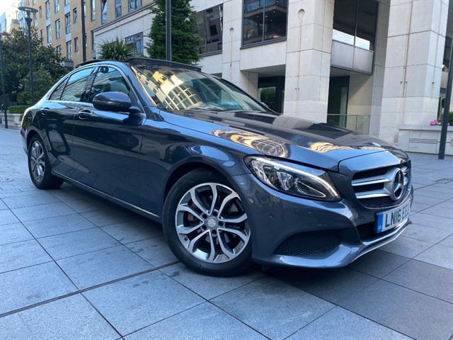 used Mercedes C220 D SPORT PREMIUM in battersea-south-london