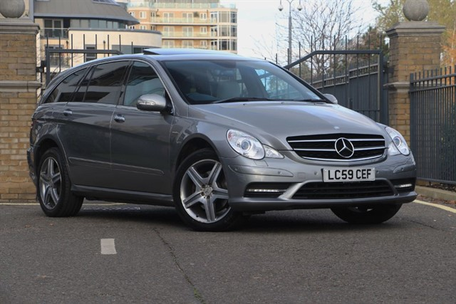used Mercedes R350 CDI L GRAND EDITION in battersea-south-london
