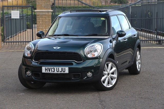 used MINI Countryman COOPER S ALL4 in battersea-south-london